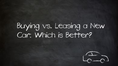 Buying vs Leasing a New Car