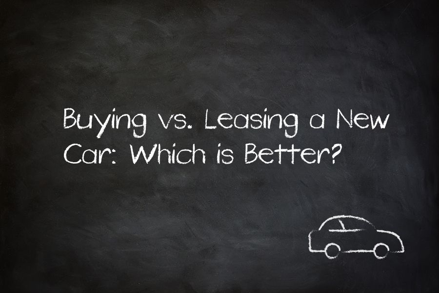 Pros And Cons For Buying Or Leasing A New Car